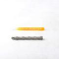 Shisha Royal Silicone Hookah mangueira pontas de aço inoxidável com vidro fumam cachimbo