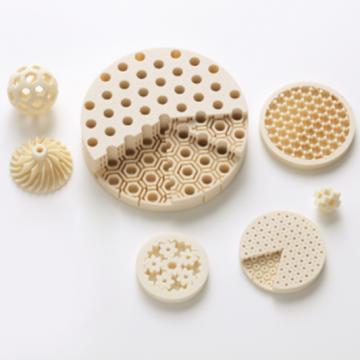 أجزاء مخصصة الدقة 3D المطبوعة