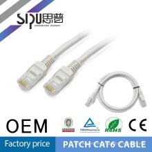 SIPUO perfecto actualizado venta caliente 4 par trenzado rj45 5m sftp cat6 patch cable