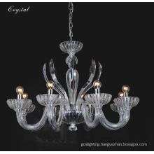 Beautiful Clear Glass Pendant Chandeliers (81074-8)