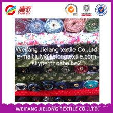 20 * 10 * 40 * 42 Tissu de flanelle de coton imprimé