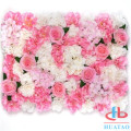 Wholesale artificial wedding flower wall for decor