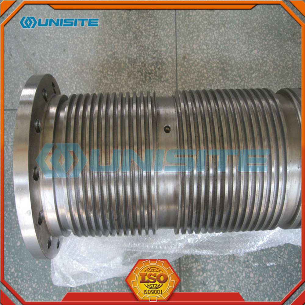Steel Screw Barrel Double Hole