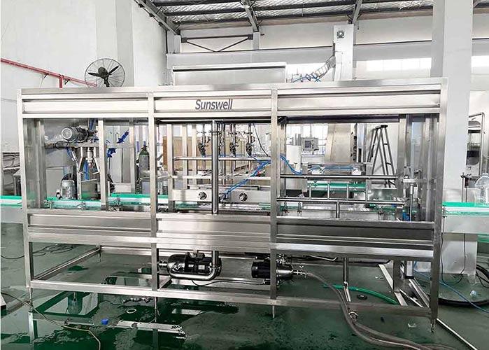 300ml water filling machine