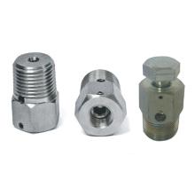 Instalación del sellador y tapón para válvula