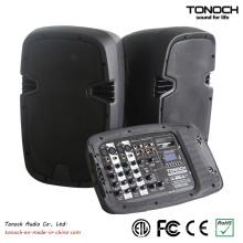 Hot Sale plástico PA caixa de som combo para o modelo Eon210p