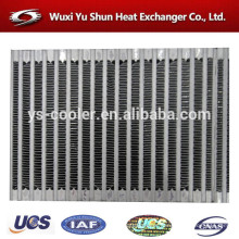 Chinese manufacturer of bar-fin radiator core