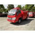 Forland Mini Emergency Fire Camions