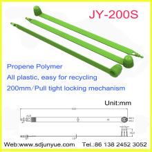 Sceau en plastique (JY200-S), sceau en plastique