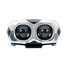 Phare de projecteur à LED de moto