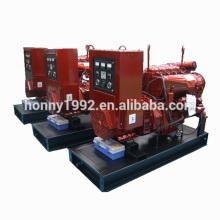 15kVA-70kVA Deutz 912 Motor Serie Diesel Generador conjunto