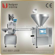 Máquina de llenado mecánica de salchichas