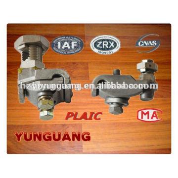 cable de empalme de potencia, abrazadera bimetálica terminal abrazadera de cable de aleación de aluminio línea de montaje de hardware