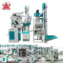 2017 high quality rice mill manufacturer of hubei