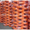Roues de mousse d'unité centrale utilisées dans la brouette avec la ligne droite 16inch 4.00-8