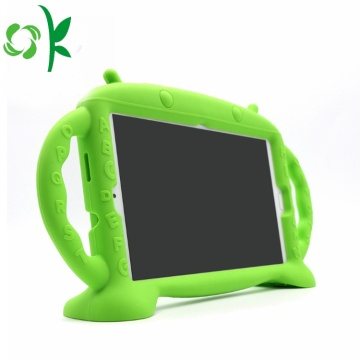 Gullig Tablet Silicone Cover Handle Kid's Tablet Case