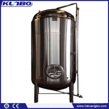 Food Processing Machinery Stainless Steel Storage Tank Used Milk Cooling Tank