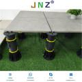 adjustable composite wooden decking support pedestals