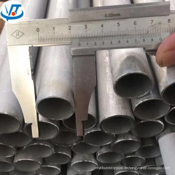 304 316 Edelstahlrohr / Edelstahlrohr schneiden nach Kundenwunsch