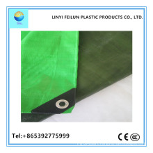 High Quality Yellowish Green Tarpaulin with Reliable Performance