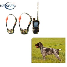 GPS Dog Tracking Training Collar E-Collar Trainer