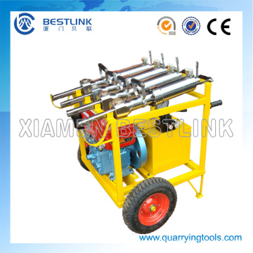 Hydraulic Stone Splitter C12n for Splitting Stone
