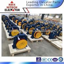 Permanent magnet elevator motor/gearless type