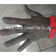 304 Stainless Steel Anti Cut Protection Gloves