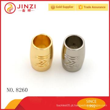 Diversos grânulos decorativos da liga do zinco da cor
