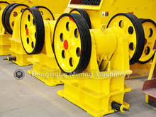 Simple Structure Small Jaw Crusher For Stone