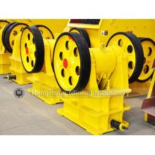 Maquinaria para minería Maquinaria Trituradora para mineral magnético Jaw