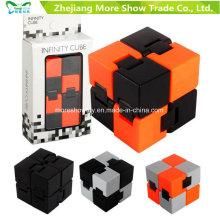 Magic Fidget Infinity Cube Anxiété Stress Relief Focus 6-Side Gift pour adultes et enfants