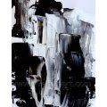 Новая картина Холст Живопись геометрическая абстрактная живопись (XD1-306)
