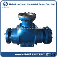 Mehrphasen-Doppelschnecken-Rohöl-Pumpe