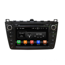 OE System for MAZDA 6 with plastic black