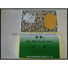 Mac Mini Needle Moxa -500PCS (B-6C) Acupuncture