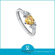 2016 mais recente projeto personalizado anel de cristal (r-0176)