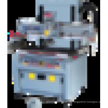Máquina de serigrafía para plásticos