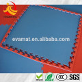 Durable and soft sport indoor Gym Flooring Mats with 2 colors