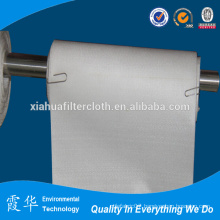 Polypropylene belt filter cloth for steel factory