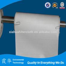 Pano de filtro de correia de polipropileno para a fábrica de aço