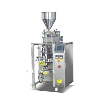 Automática de aceite, agua, salsa de embalaje de la máquina
