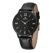 Men's Digital Luxury Leather Sports Waterproof Watches