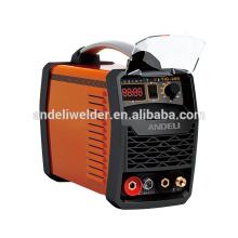 2016 Date Chinois Fabrication Portable igbt tig machine de soudage TIG-200g soudeur