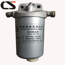 Weichai Diesel Engine Fuel Filter 612600081334 para SD22