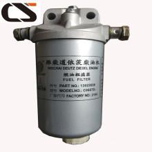 Filtre à carburant de moteur diesel Weichai 612600081334 pour SD22