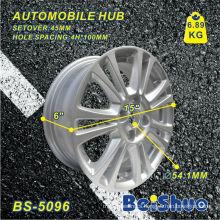 Aluminium Car Wheel Rims with Machine Cut Face