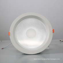 Die Cast Downlights Smd2835/cob 100-120lm/w 7w-35w 80-200mm Cut-out Downlight