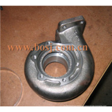 TF035-14G Turbo Billet Compressor Roda Impulsor para Mitsubishi Turbocharger Factory Fornecedor Tailândia