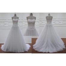 2016 Ballkleid russische Brautkleider